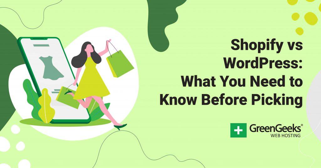 Shopify or WordPress