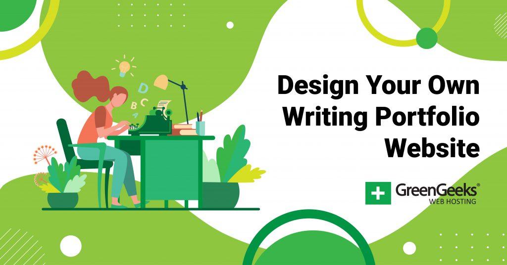 Writing Portfolio Website