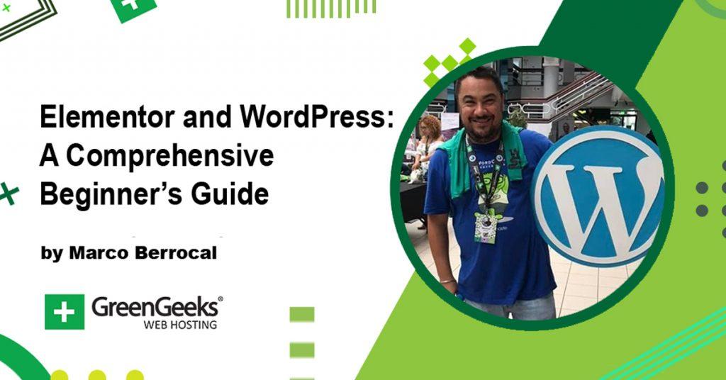 Elementor and WordPress