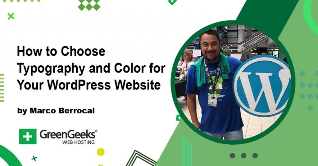 Typography and WordPress