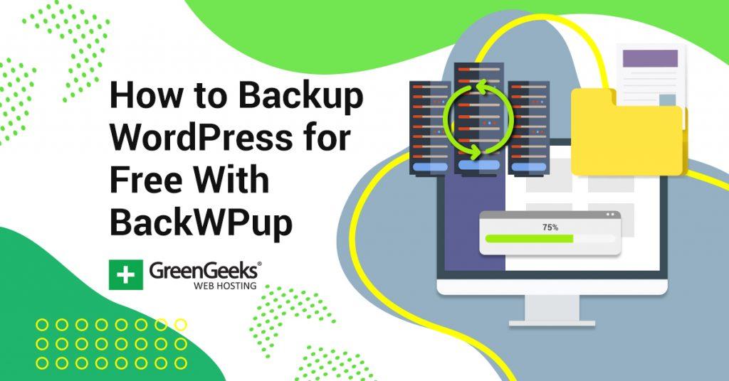 Backup WordPress Free BackWPup