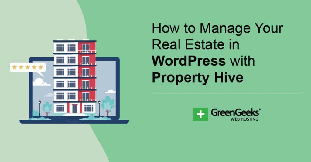 Real Estate WordPress Property Hive